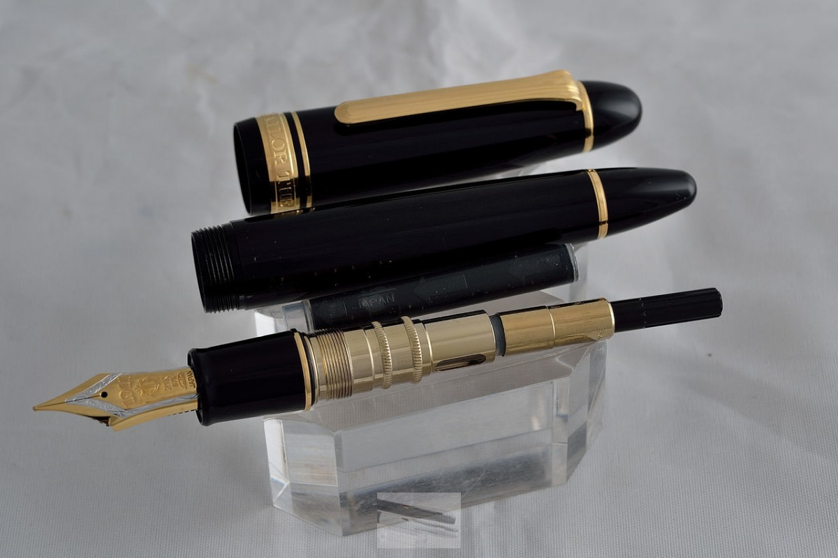 "Sailor перьевая ручка 1911 Profit ""King of Pen"" ST."