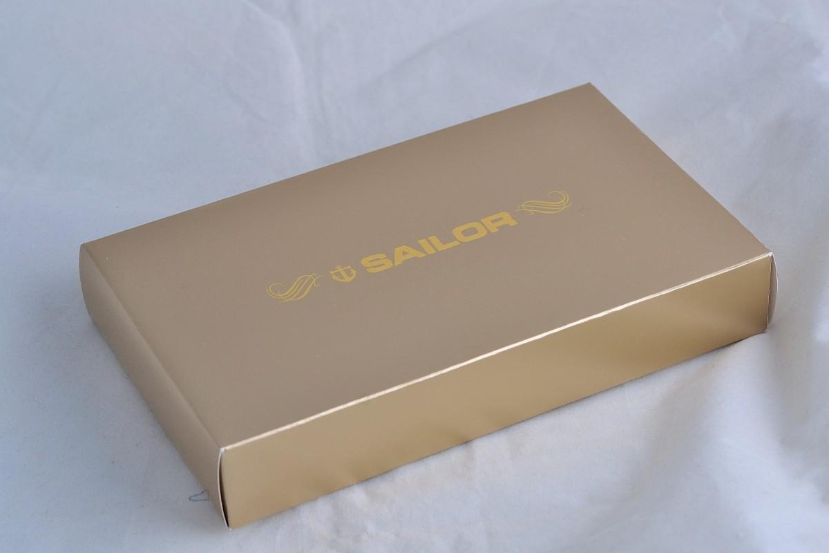 "Sailor перьевая ручка  11-3048 ""1911 Profit"" Black Luster."