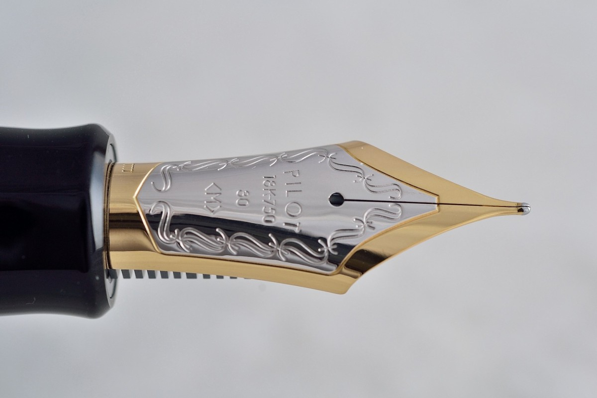 "Pilot перьевая ручка FKV-88SR Custom ""URASHI""."