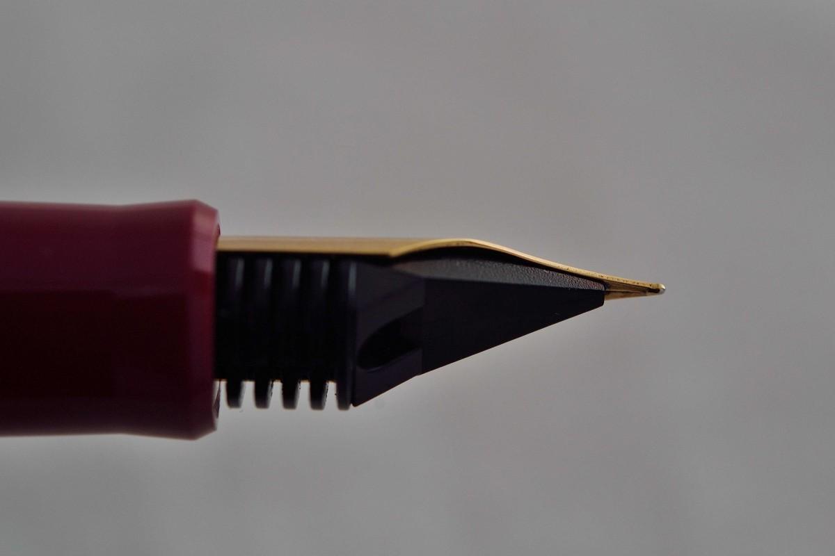 Sailor перьевая ручка Red Al.
