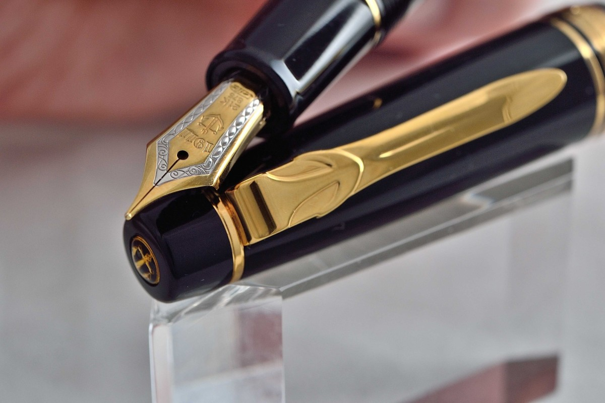 "Sailor Fountain Pen ""Progear Sigma"""