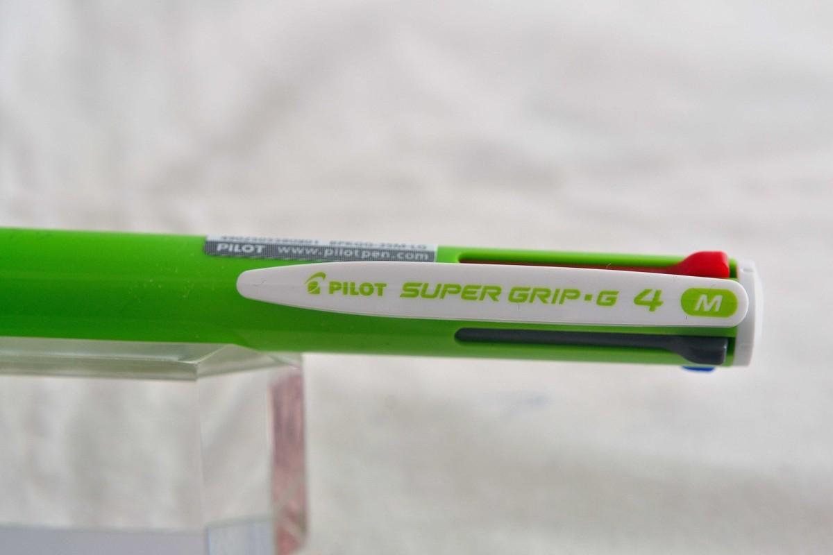 Pilot набор 4х цветная ручка + 5ть стержней
