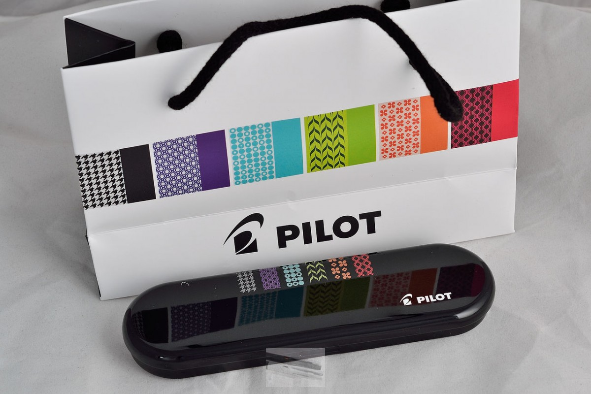 "Pilot гелевая ручка BLVBMR3 ""Metropoliten""."