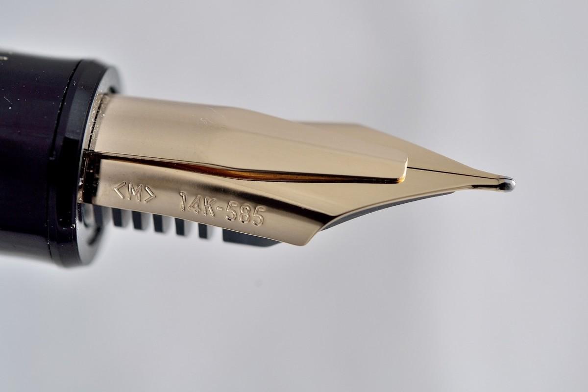 """Pilot перьевая ручка FJ-3MR-SB """"JUSTUS95""""."""