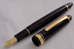 Sailor Fountain Pen. Profit 1911 Standart 14kt Gold Extra Fain nib
