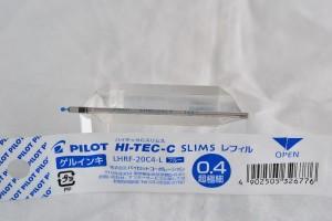 """Pilot гелевый стержень LHRF-20C4 """"HI-TEC-C Slims""""."""