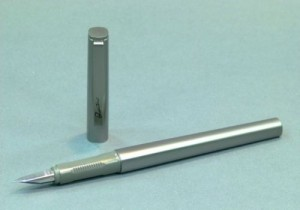 Pilot Namiki QUATRO Fountain Pen in Gun Metal : N.O.S.