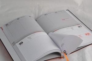 Lediberg ежедневник-еженедельник 2 в 1 формат А5 на 2020 год.