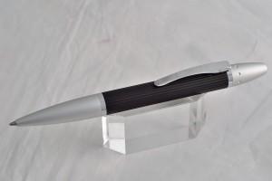 """Scrinova шариковая ручка """"Premium Black Сhromium""""."""