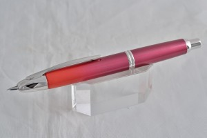 "Pilot перьевая ручка FCT-1500R17L Capless ""Crimson Sunrise"" Limited Edition."