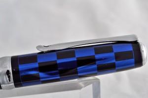 "Diplomat шариковая ручка ""EXCELLENCE A"" Rome Black Blue."
