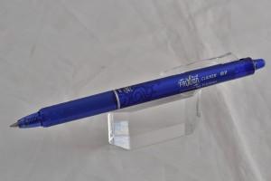 """Pilot ручка со стираемыми гелевыми чернилами """"Frixion Ball Knock"""" BLRT- FR-7-V синий."""