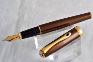 """Diplomat перьевая ручка """"EXCELLENCE A"""" Marrakesh Gold ."""