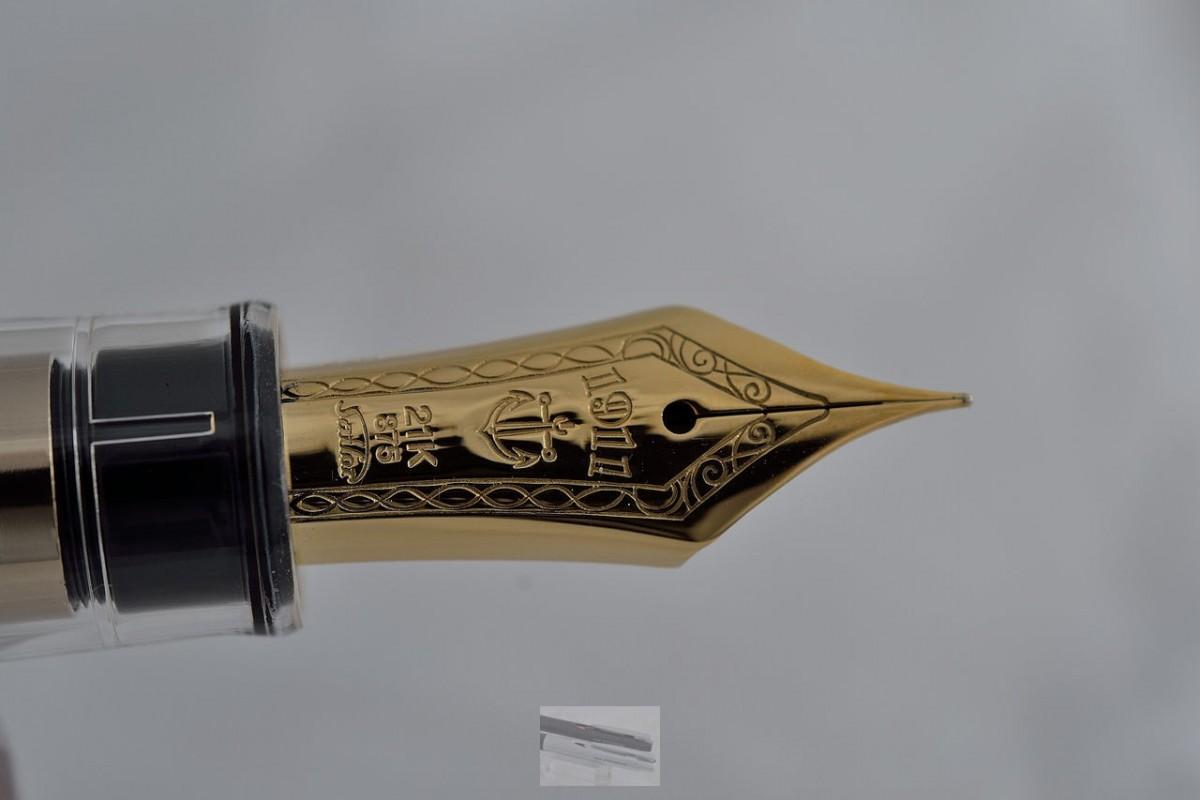 Sailor перьевая ручка 1911 Profit Demonstrator.