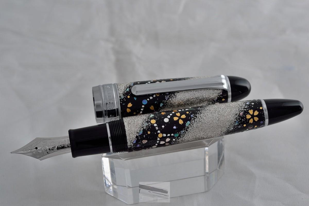 """Sailor перьевая ручка Milky-Way """"KING OF PEN""""."""