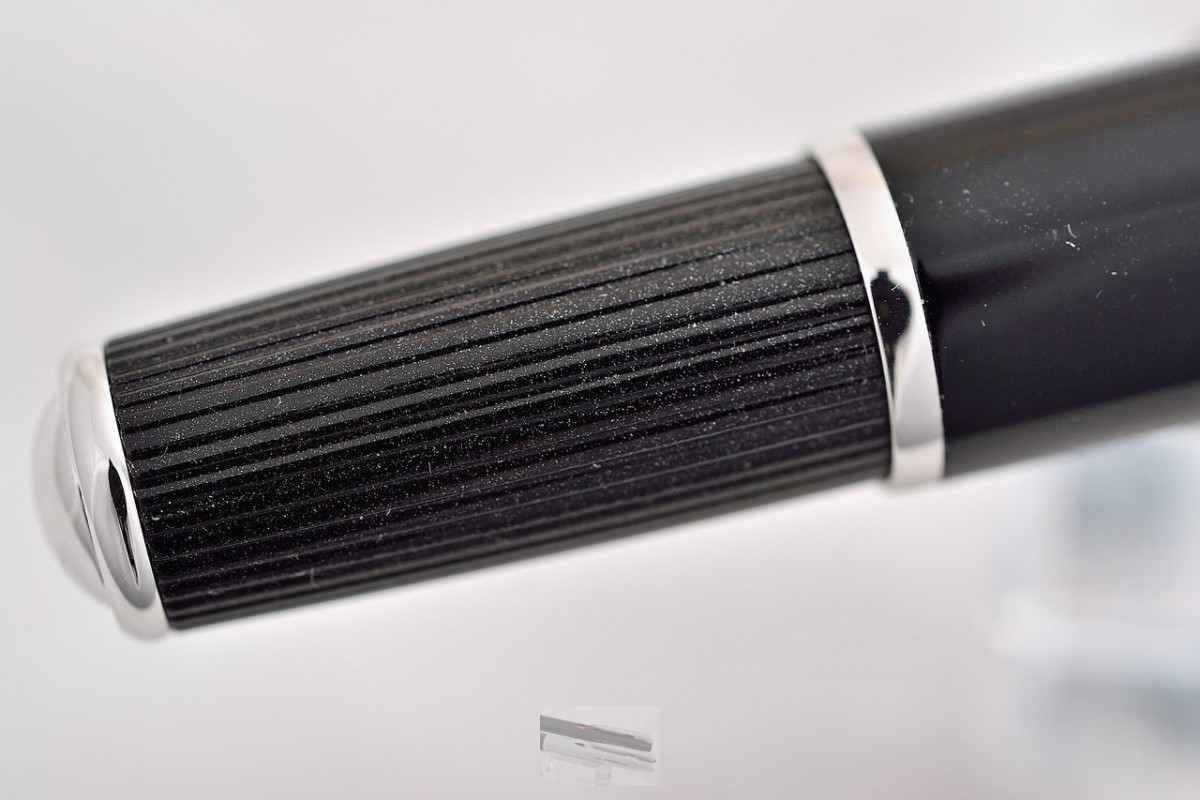 "Pilot Fountain Pen ""Capless"" ""FERMO"" Black"