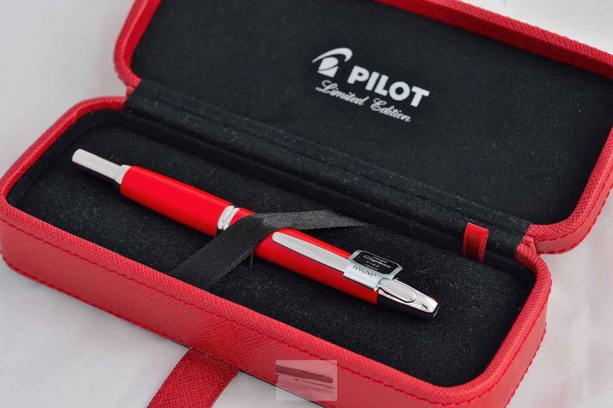 "Pilot Fountain Pen ""Capless"".Limited Edition"
