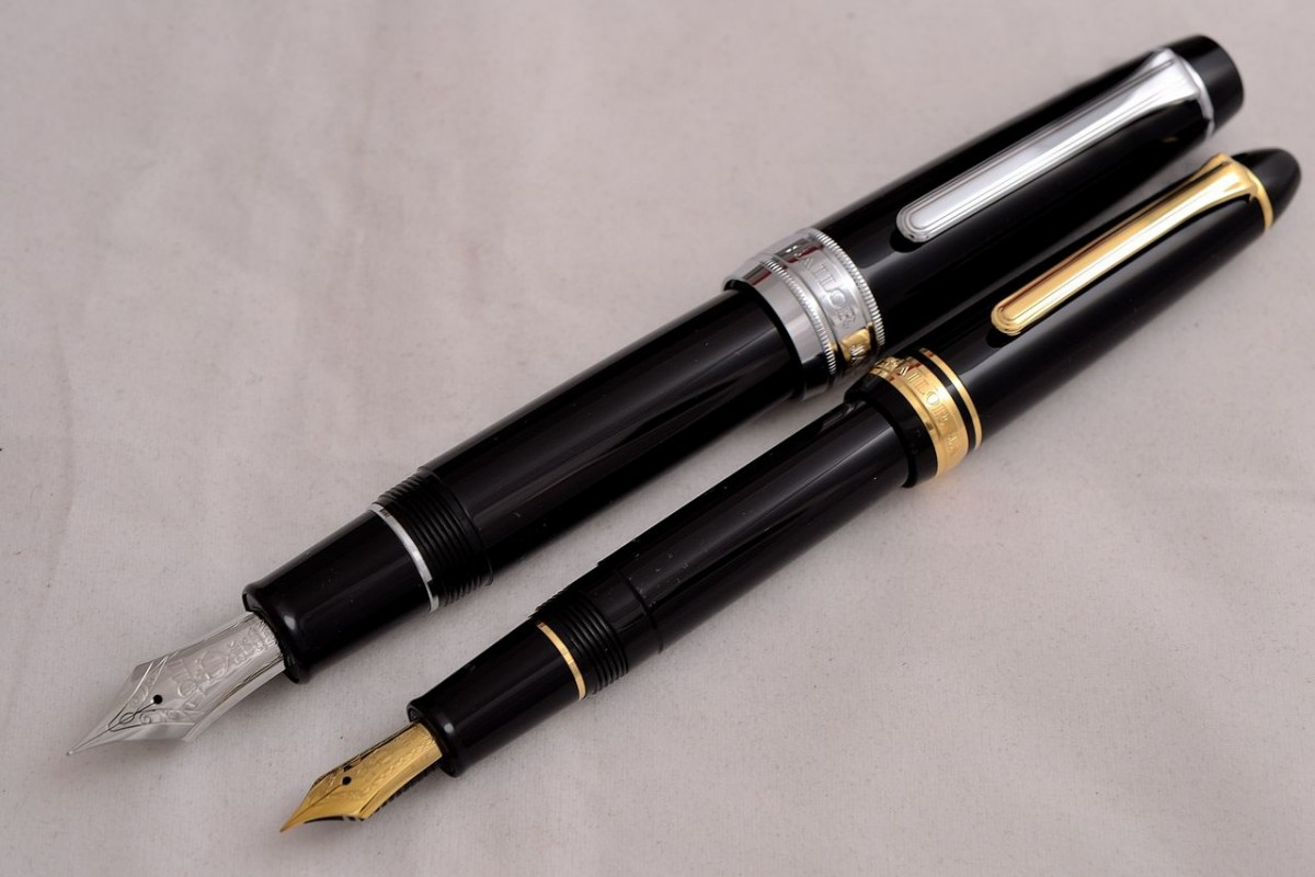 "Sailor перьевая ручка Professionalgear ""KING OF PEN""."