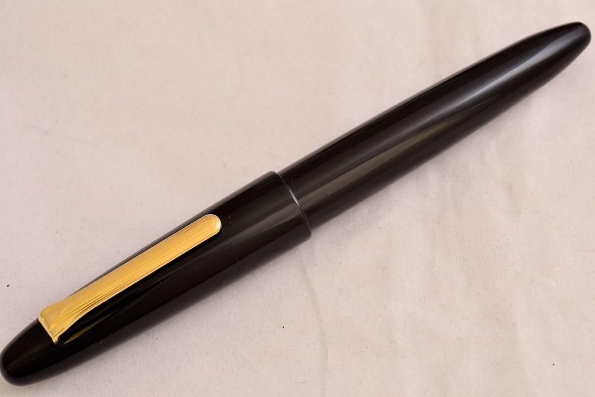 """Sailor перьевая ручка Ebonite """"KING OF PEN""""."""