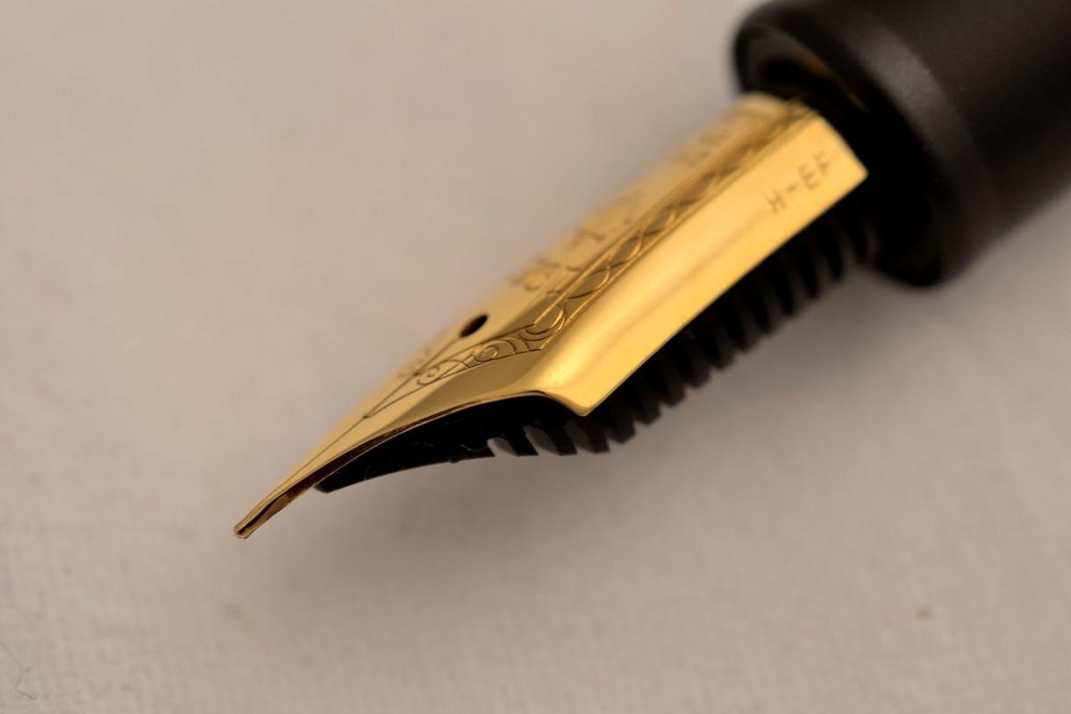 Sailor Fountain Pen 1911 Profit Classic Matte Black 21kt H-EF Nib