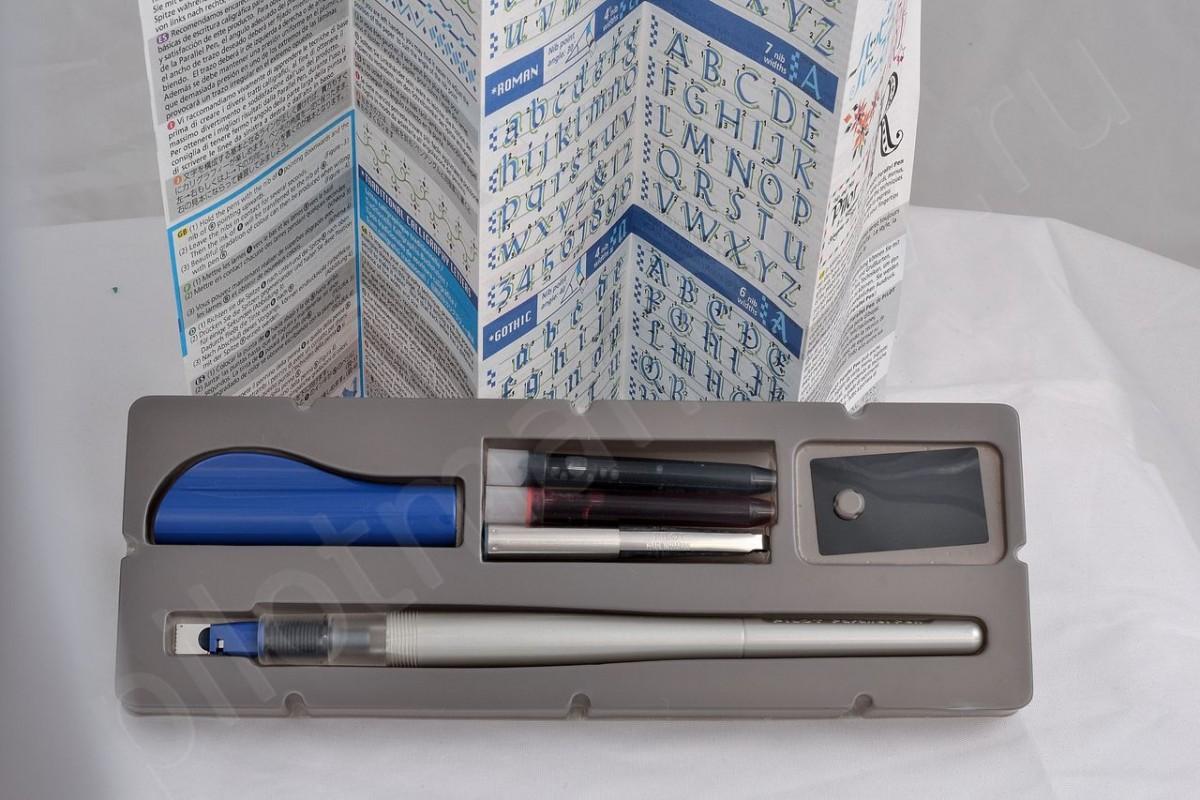Pilot ручка для каллиграфии 2.4 мм.
