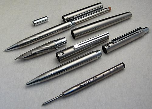 Pilot Murex 3 piece set with MED Nib Fountain Pen