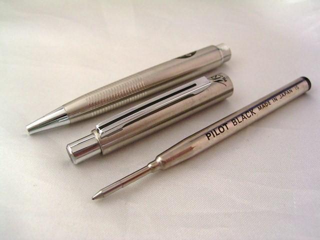 2Pens set MR Murex PILOT F/Pen B/Pen-1977sVintage-NOS