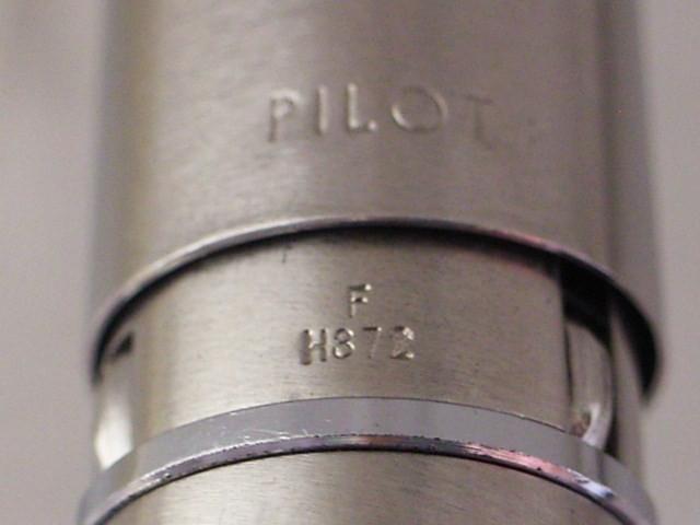 PILOT Myu 701 Vintage fountain pen-Nib-F 1972s-Japan