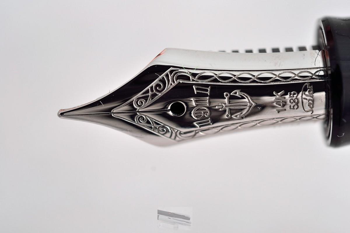 """Sailor Fountain Pen 1911 """"Mosaique Gray"""""""