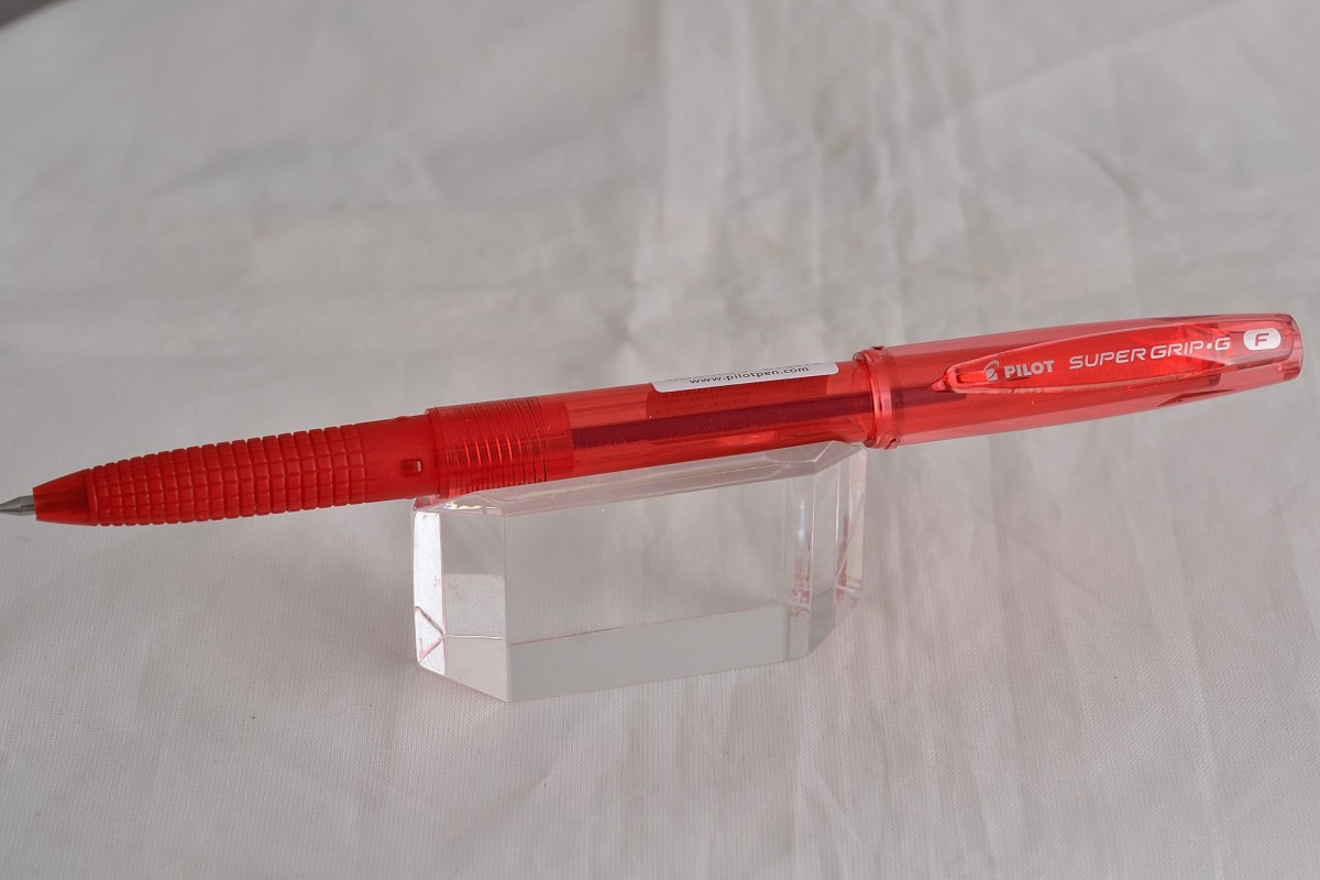 "Pilot шариковая ручка BPS-GG-F-L ""Super Grip"" синий."
