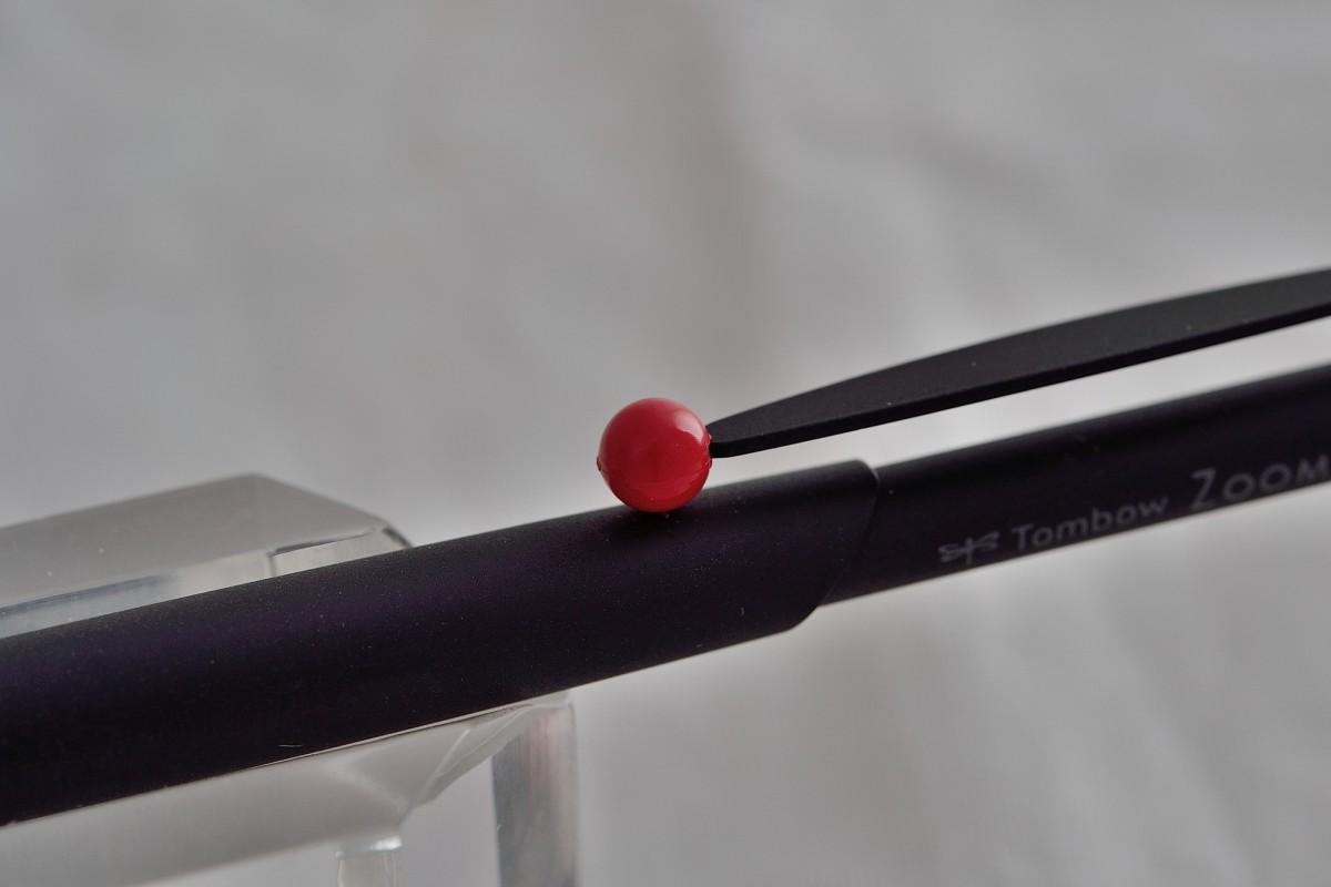 """Tombow шариковая ручка """"ZOOM 727""""."""