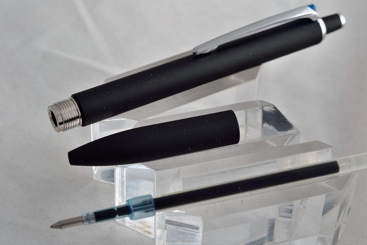 """Uni шариковая ручка SXN-2200 """"Jetstream"""" чёрный."""