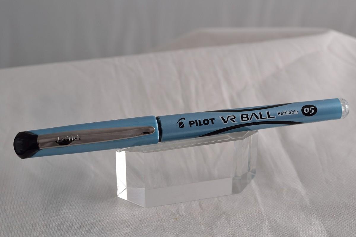 """Pilot гелевая ручка BL-VRB5 """"VR Ball""""."""