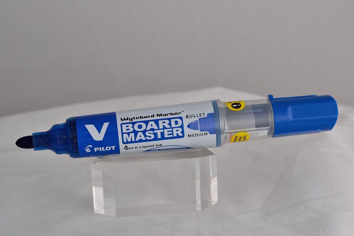 "Pilot набор маркеров для белой доски WBMA- VBM-M-S5 ""Board Master""."