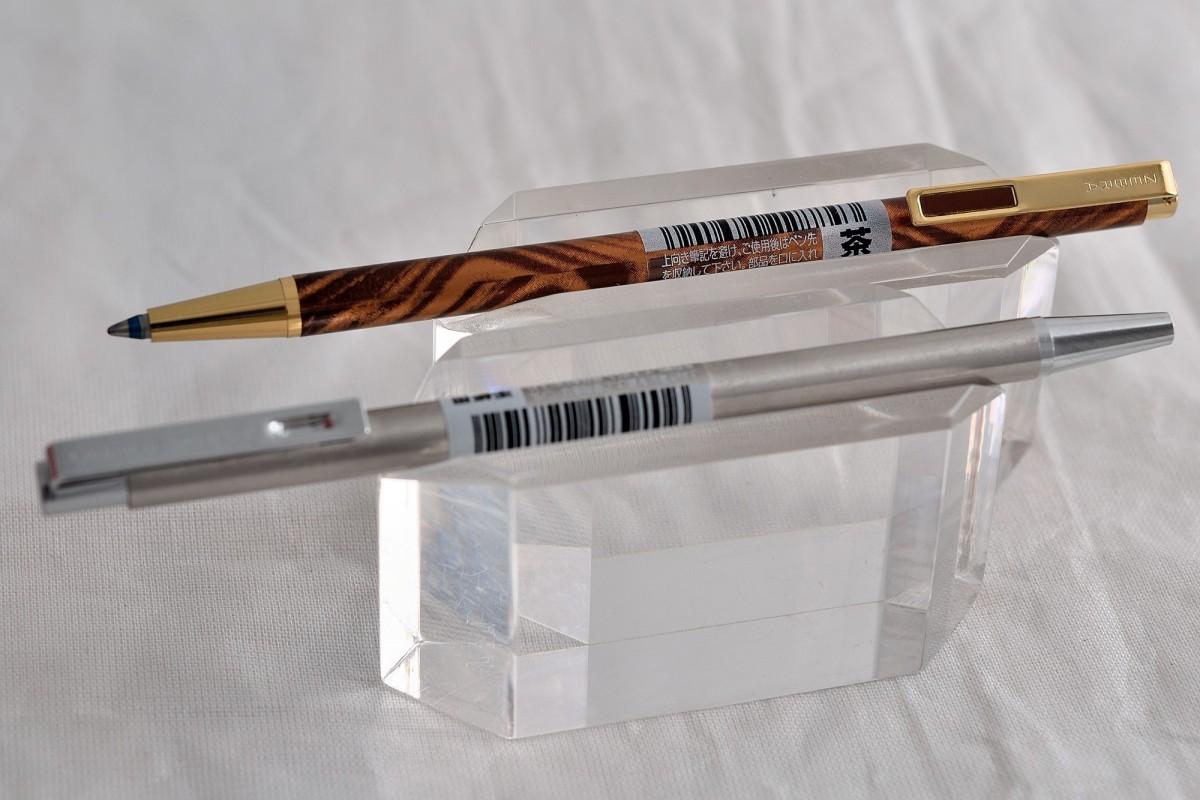Zebra шариковая ручка T-3.