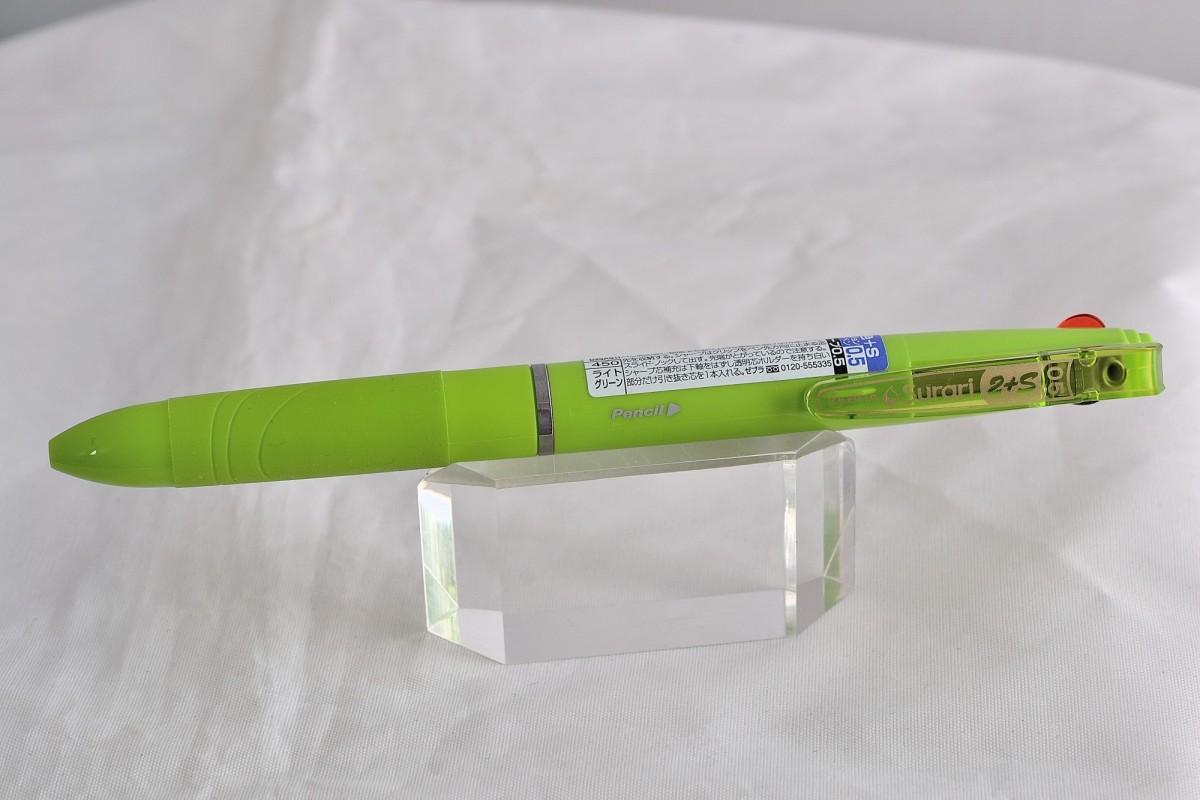 "Zebra шариковая ручка и механический карандаш (2+1)  B2SA11 ""Surari 2+S""."