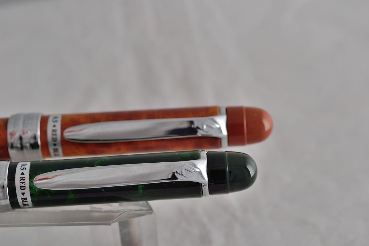 """Pentel шариковая ручка и механический карандаш (2+1) """"Lancelot""""."""