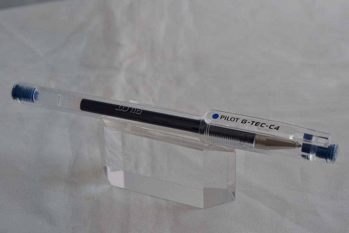 """Pilot гелевая ручка BL-GC4 """"G-TEC-C4""""."""