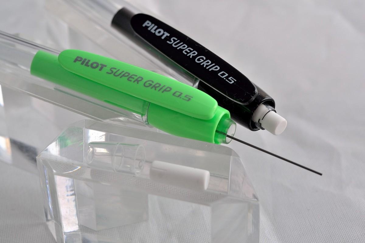 """Pilot механический карандаш H-185 """"Super Grip""""."""