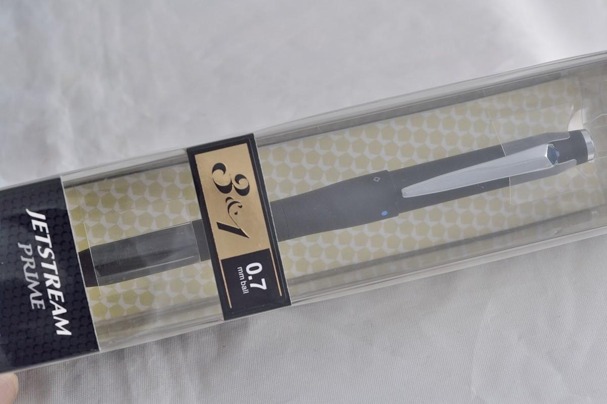 "Uni шариковая ручка и механический карандаш (3+1)  MSXE4-5000 ""Jetstream Prime""."