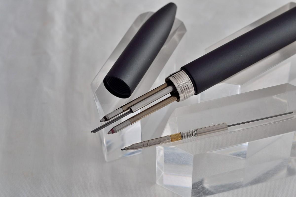 "Uni шариковая ручка и механический карандаш (2+1)  MSXE3-3000 ""Jetstream Prime""."