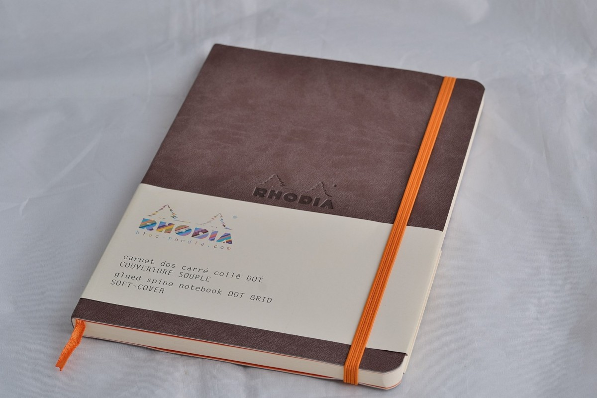"Rhodia блокнот ""Premium""."