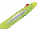 """Pilot шариковая ручка и механический карандаш 0.5 мм (4+1) """"Light"""" красный."""