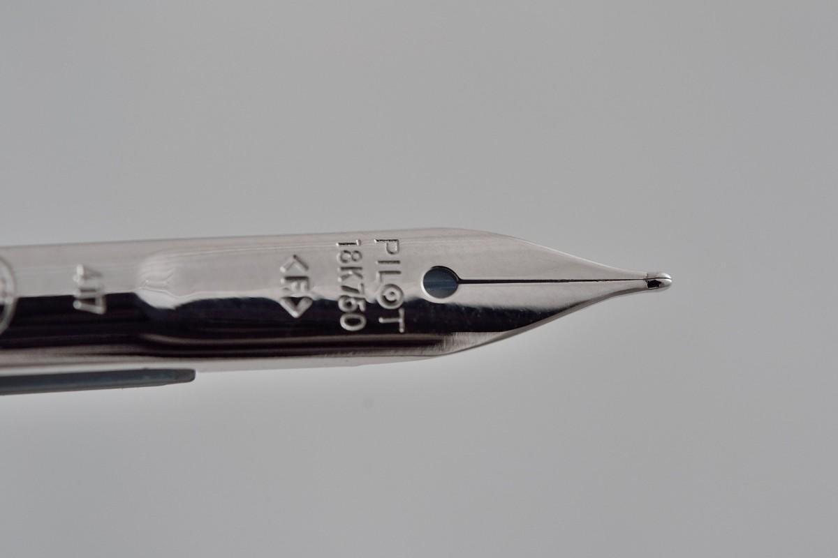 """Pilot перьевая ручка FCT-15SR Capless """"Decimo""""."""