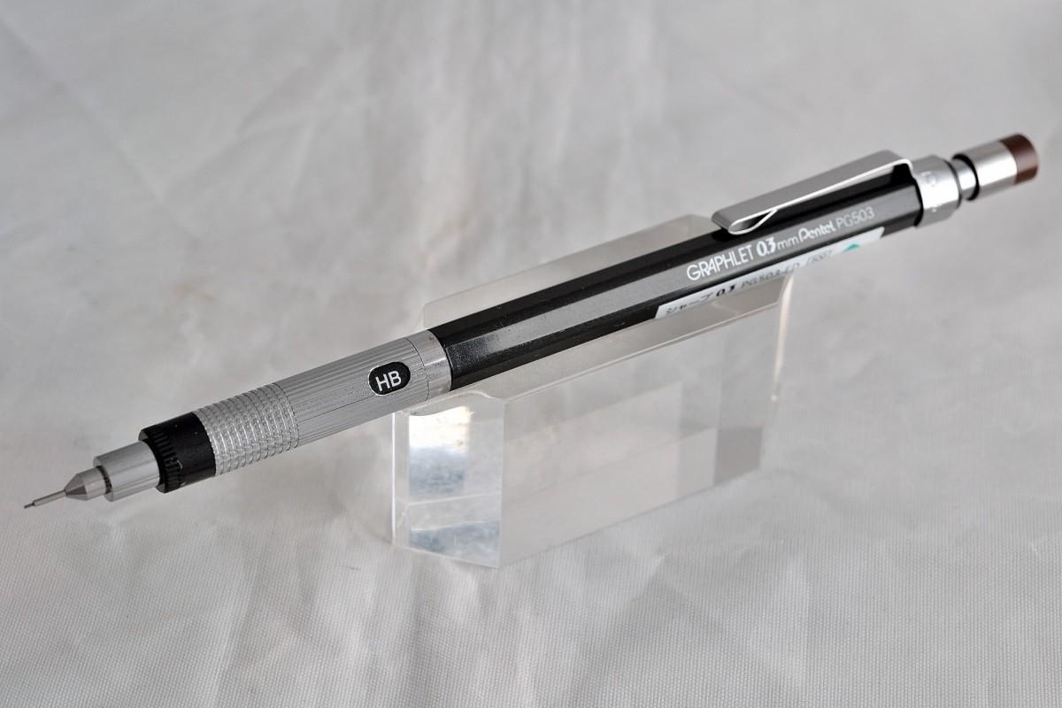 """Pentel механический карандаш PG-503 """"GRAPHLET""""."""