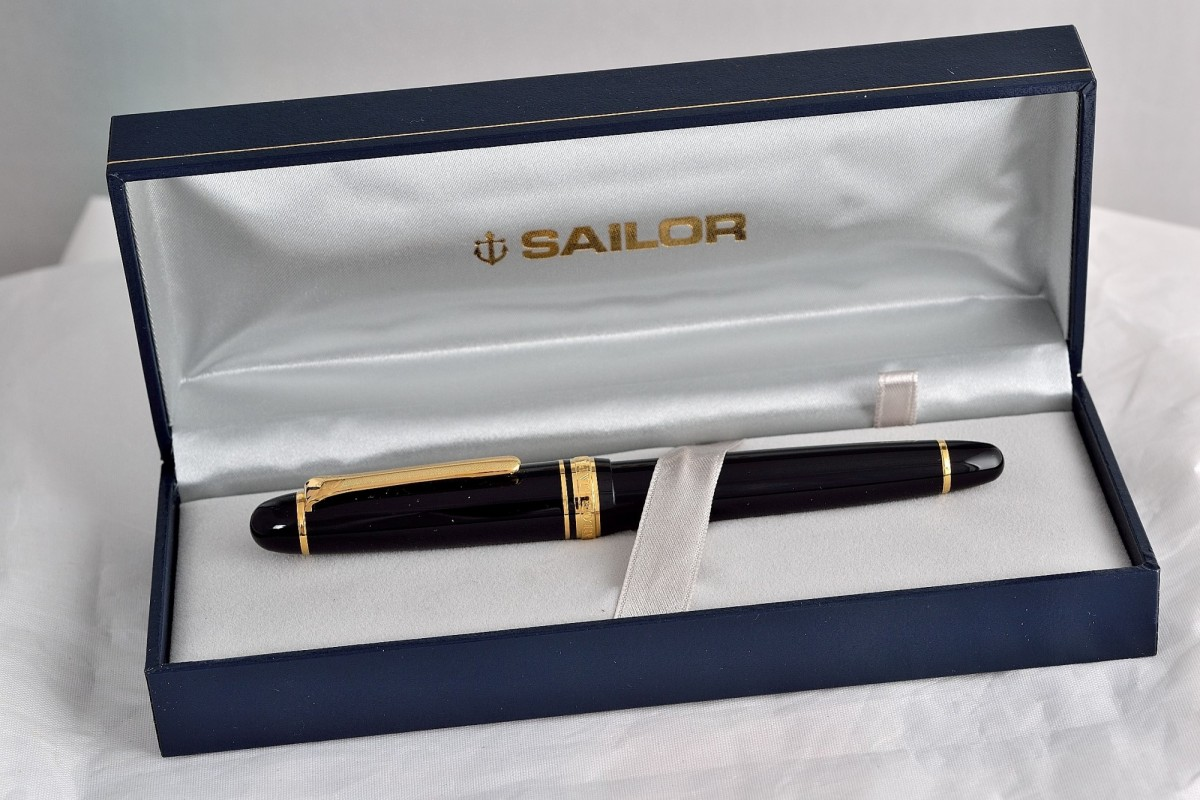 """Sailor перьевая ручка 11-1031 """"Promenade""""."""
