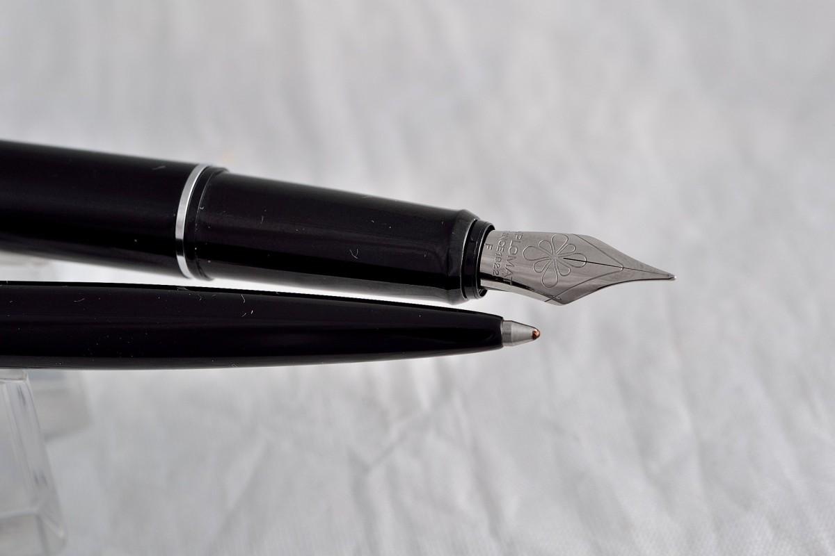 "Diplomat шариковая ручка ""TRAVELLER"" Black Lacquer."