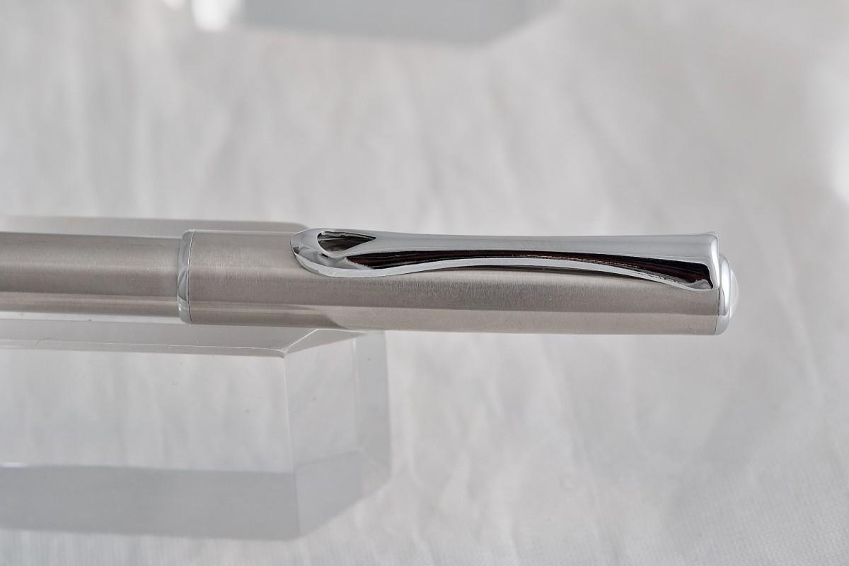 "Diplomat шариковая ручка ""TRAVELLER"" Stainless Steel."