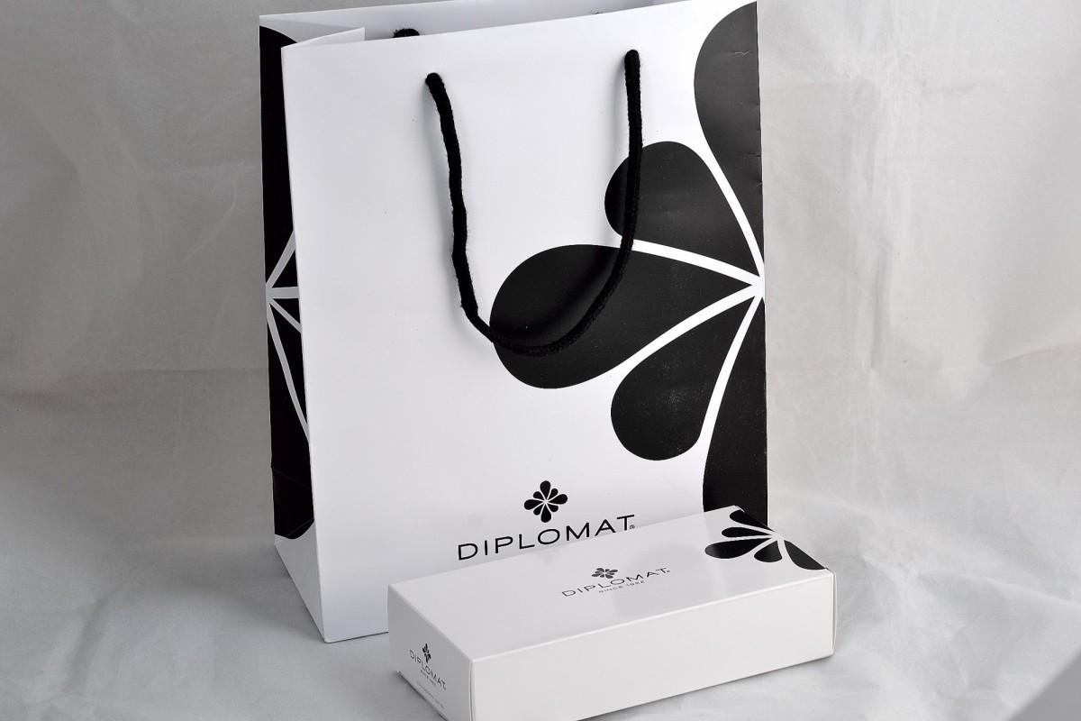 "Diplomat шариковая ручка ""EXCELLENCE A PLAS"" Black Lacquer Gold."