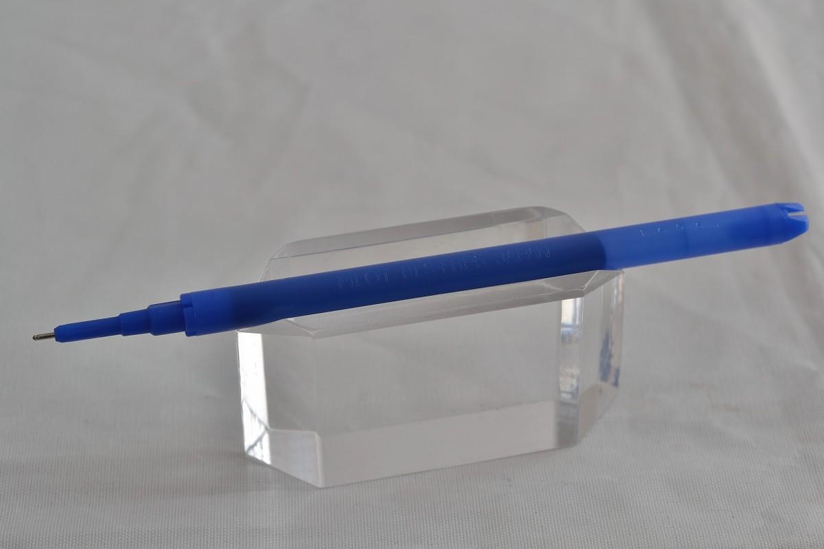 """Pilot ручка со стираемыми гелевыми чернилами BL-FRP-5-B """"Frixion point"""" чёрный."""